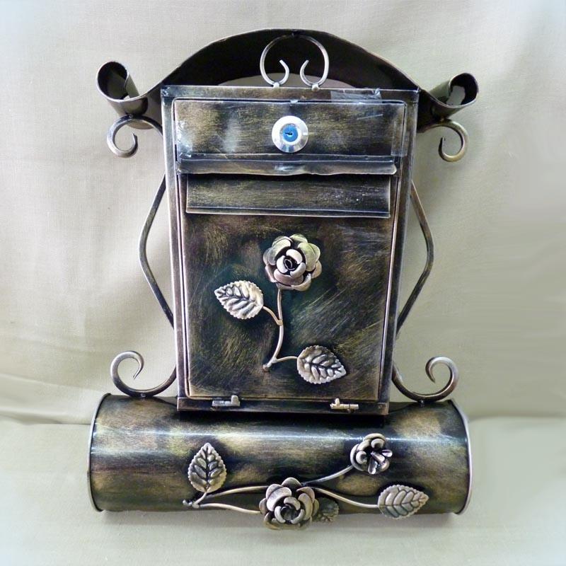 Почтового ящика своими руками кованого
